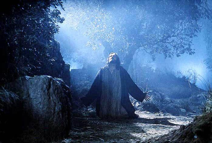 Yesus Di Getsemani