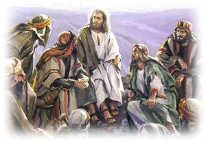 Yesus Mengajar doa
