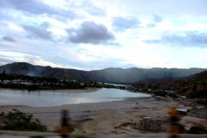Danau Tasitolu di Distrik Likuisa