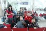 Anak VOX terbang ke Eropa