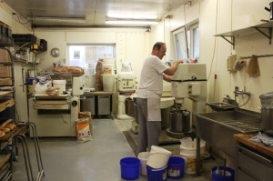 Tempat pembuatan roti