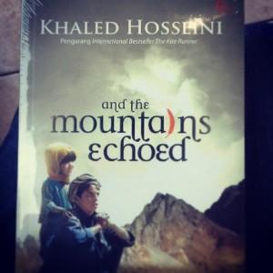 Buku Ketiga Khaled: And The Mountains Echoed